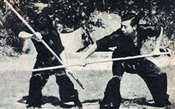 "Practical Hung Kyun 4th Kap - ""Traveller Monk's Staff"" (Hang Je Paang)"