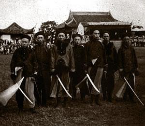 Commander's Saber (Daan Ji Fai Dou) - Practical Hung Kyun 6th Kap