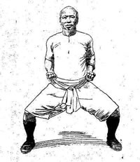 Stance Training (Jaat Ma): Strengthening of the Legs?