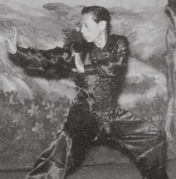 Hung Ga Kyun Grandmaster Lam Cho Tiger Crane