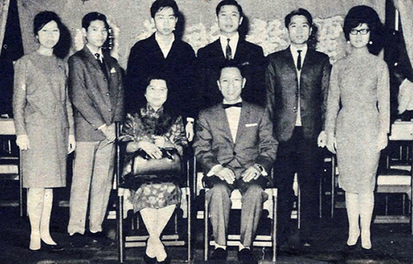 Hung Ga Kyun - Legendary Lam Family