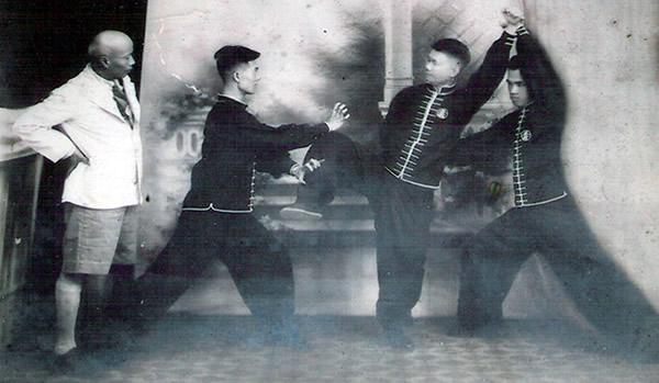Hung Ga Kyun - Grand Master Lam Sai Wing