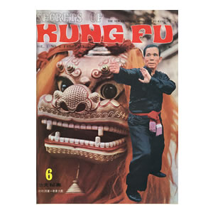 Secrets of Kung Fu, Vol 1., No. 6