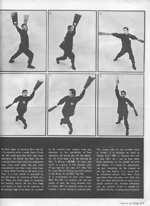 Secrets of Kung Fu, Vol. 1, No. 8