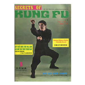 Secrets of Kung Fu, Vol. 1, No. 8