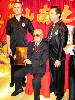 Pavel Macek Sifu, Lam Jou Signg, Lam Chun Sing Sifu