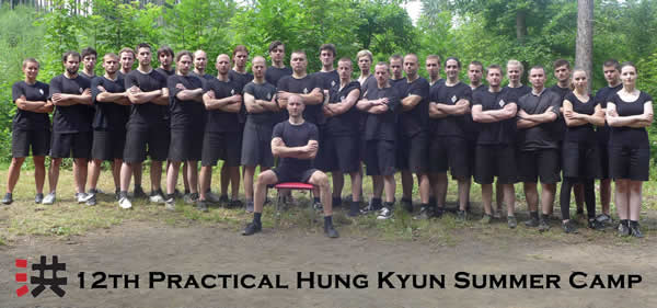 12th Practical Hung Kyun Summer Training Camp