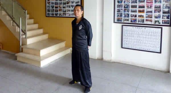 Hung Ga Grand Master Lam Chun Sing