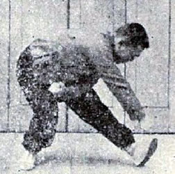 Flexibility and stretching for martial arts