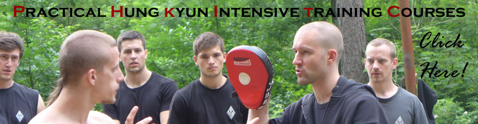 Practical Hung Kyun Intensive Training Courses