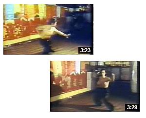 Rare video of Hung Ga Grand Master Chiu Wai