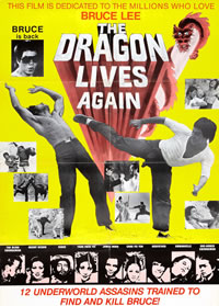 Dragon Lives Again - Bruce Lee