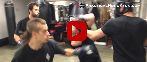 Practical Hung Kyun Drills: Fighting Multiple Opponents (Video)