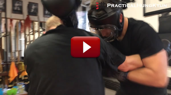 Practical Hung Kyun Self-Protection Drills