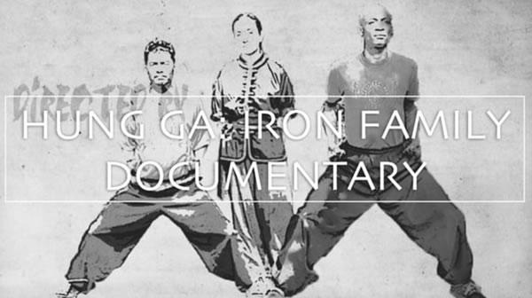Hung Ga: Iron Family
