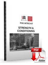 Strength & Conditioning (Lin Gung)