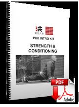 Strength & Conditioning (Lin Gung)
