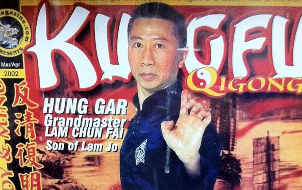 Lam Chun Fai Kung Fu