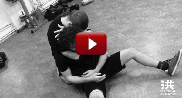 Functional Self-Defense Sequence: Strike, Kick, Takedown, Choke [Video]