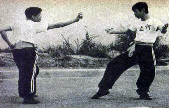 "Hung Kyun ""Guard"" of Wong Fei Hung"
