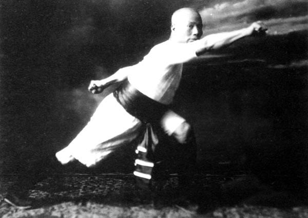 Grand Master Lam Sai Wing