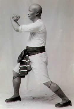 "Grand Master Lam Sai Wing Performing ""Iron Thread Set"" (Tit Sin Kyun)"