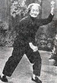 Mok Gwai Laan - Wife of Wong Fei Hung