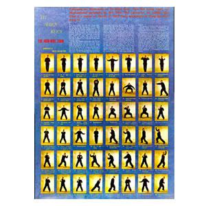 "Chan Hon Chung, ""Iron Thread Set"" (Tit Sin Kyun) Poster"