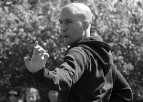 An Interview with Pavel Macek Sifu