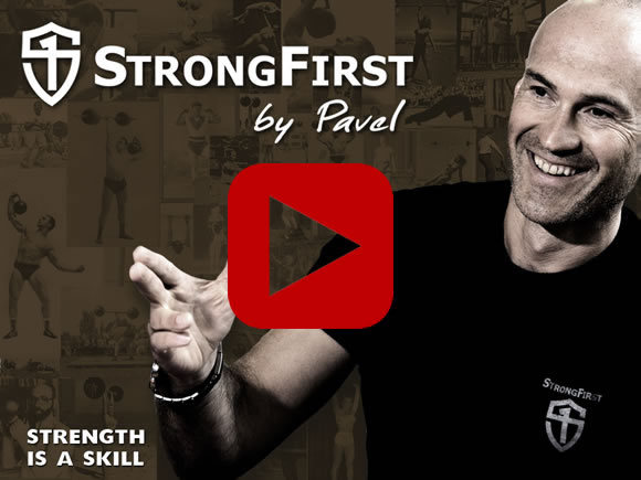 Interview with Pavel Tsatsouline, StrongFirst
