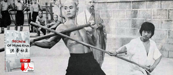 Secret of Kung Fu Training in the 36th Chamber of the Shaolin Monastery