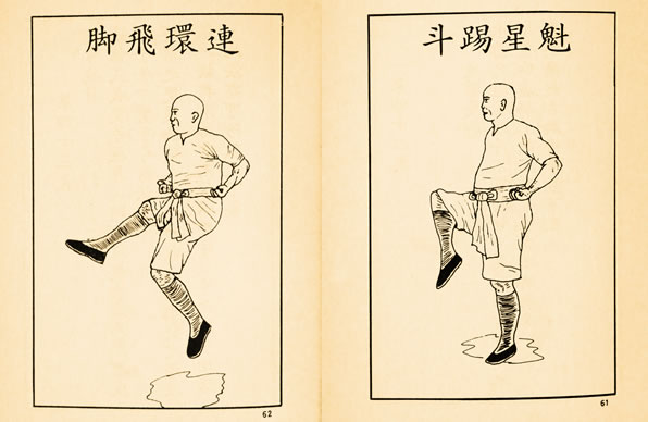 """Hung Kyun's """"Flying Kick"""" and """"Flying Knee"""" [Video]"""
