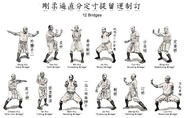 Hung Ga Kyun Twelve Bridges