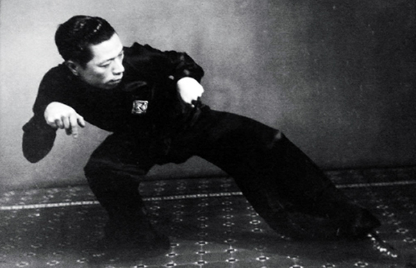 Lam Jou - Monkey Boxing