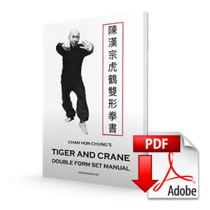 Chan Hon Chung's Tiger and Crane Double Form Set Manual