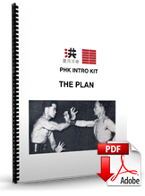 PHK Intro Kit: The Plan