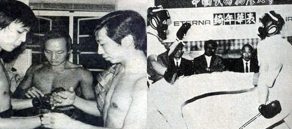 Hung Ga Kyun Sparring