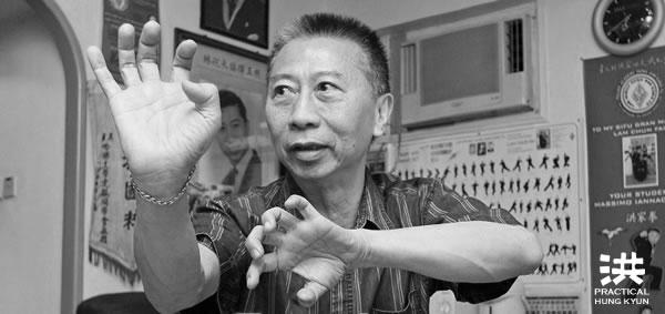 Lam Chun Fai Tiger Claws